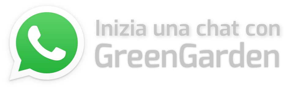 inizia una chat con GreenGarden