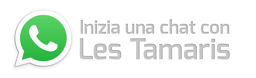inizia una chat con Les Tamaris