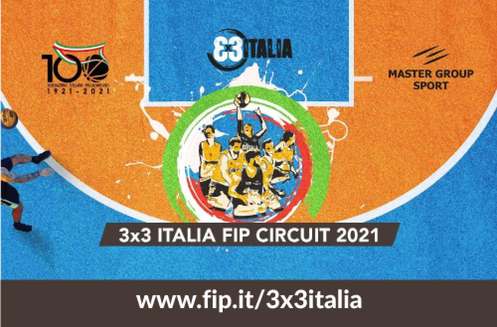 3x3 Italia Fip Circuit 2021