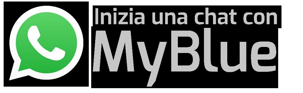 inizia una chat con MyBlue