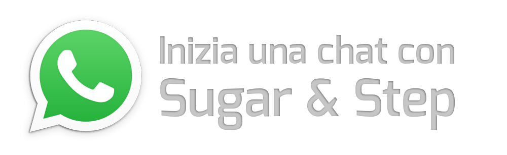 inizia una chat con Sugar & Step