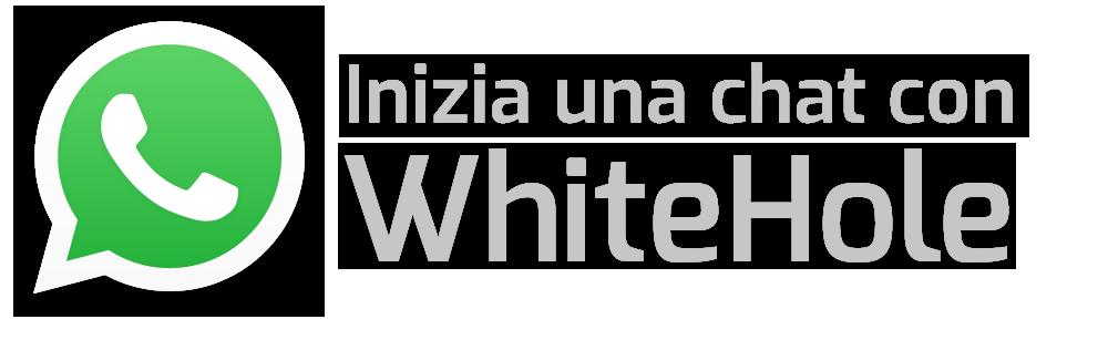 inizia una chat con WhiteHole